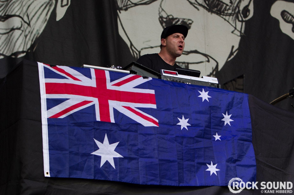 Soundwave 2012 Live And Loud: Limp Bizkit