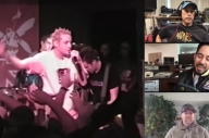 WATCH: Linkin Park Reacting To Never Before Seen Concert Footage From 2001