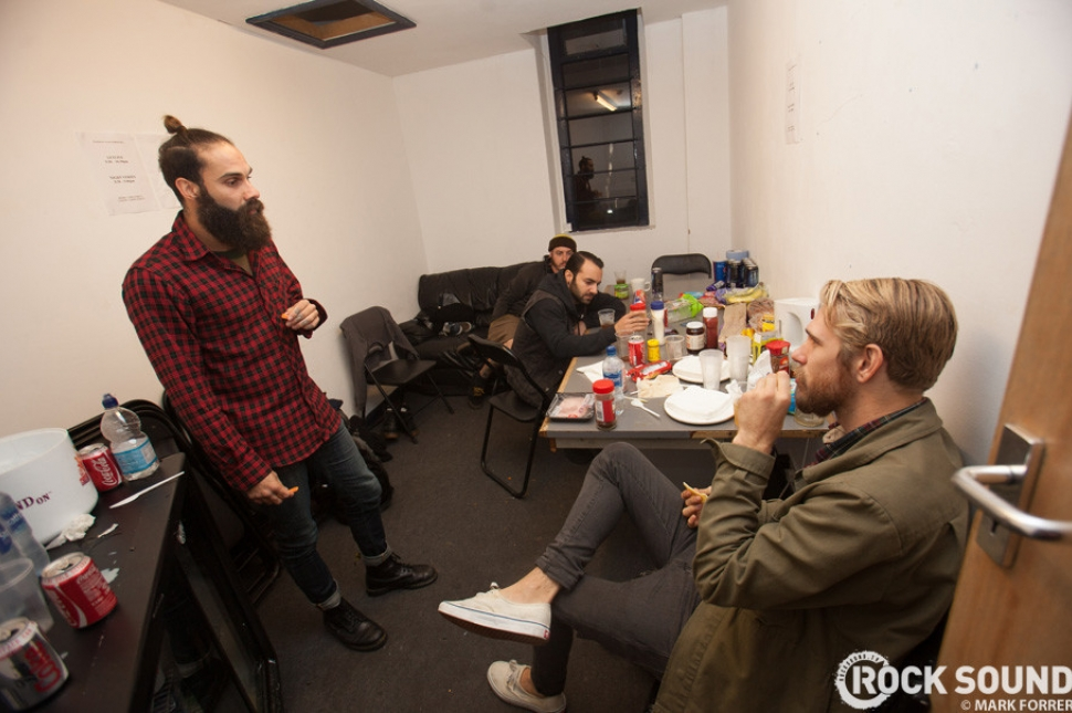 Live And Loud: On The Road WIth letlive.