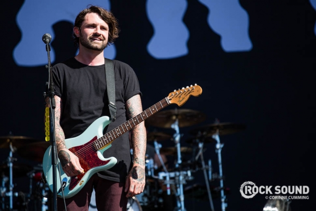 "Lower Than Atlantis At Reading Festival: ""It's About To Blow…"""