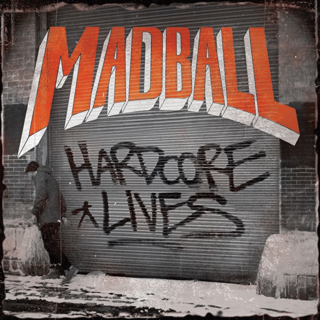 Madball - Hardcore Lives Cover