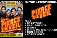 MAG REVEAL: Pierce The Veil Are Back!