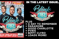 COVER REVEAL: The Incredible Revival Of Blink-182