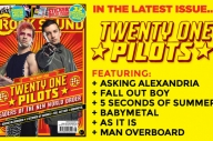 The New Cover Of Rock Sound Magazine Has Been Unveiled!
