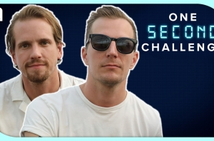 The Maine's John O'Callaghan vs Kennedy Brock - One Second Challenge