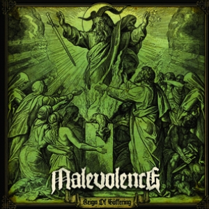 Malevolence - Reign Of Suffering Cover