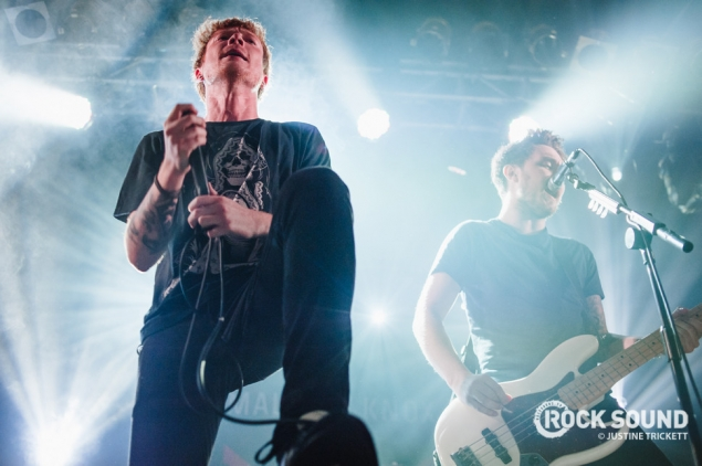 "Mallory Knox In London: ""They're On Their Way To Much, Much Bigger Things"""