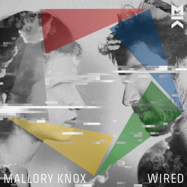 Mallory Knox - 'Wired' Cover