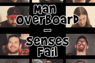 Senses Fail Covering Man Overboard's 'Real Talk' Is Legitimately Brilliant