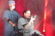 Marilyn Manson Releases Statement After Pointing Fake Assault Rifle At Audience