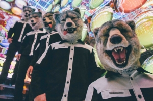MAN WITH A MISSION Are The First Band Ever To Reach No.1 In The Charts With A B-Side Album