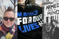 Mark Hoppus, Hayley Williams And More Musicians Take Part In 'March For Our Lives'