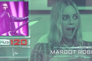 Watch Bullet For My Valentine & Corey Taylor Surprise Margot Robbie