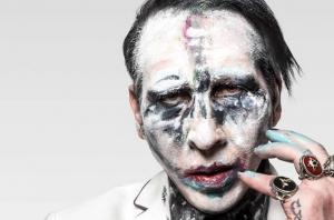 Marilyn Manson Was Forced To Cancel His Set In Houston After Collapsing On Stage