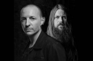 Listen To Mark Morton's Track Featuring Chester Bennington Here
