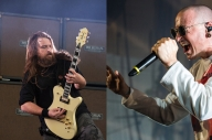 Mark Morton's Song Featuring Chester Bennington Is Being Released Tomorrow