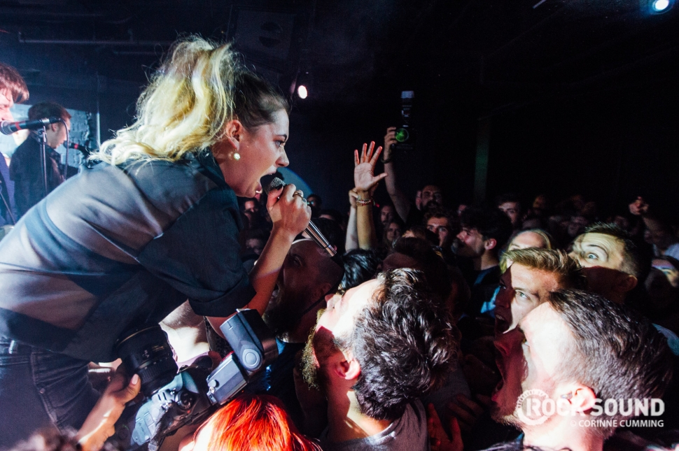 Marmozets, London Borderline, August 24 // Photo: Corinne Cumming