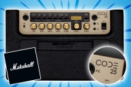 Win A Marshall CODE25 Worth £189!
