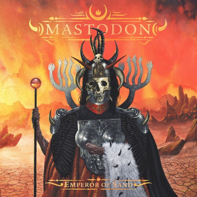 Mastodon - 'Emperor Of Sand' Cover