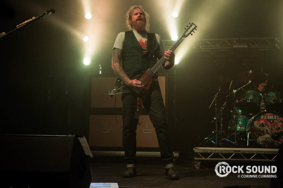 Mastodon, Reading Festival 2016, August 27 // Photo credit: Corinne Cumming