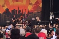 Watch Knuckle Puck Vocalist Joe Taylor Join Mayday Parade On Stage At Riot Fest