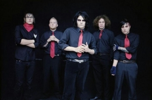 My Chemical Romance's 'Three Cheers For Sweet Revenge' Just Re-Entered The Charts