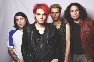 My Chemical Romance Have Announced Another European Headline Show