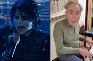 WATCH: Andrew Lloyd Webber Praises My Chemical Romance's 'Welcome To The Black Parade'