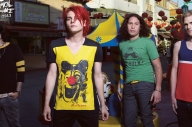 My Chemical Romance Have Four Entries In The Hot Rock Songs Chart