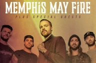 Memphis May Fire Announce UK Show