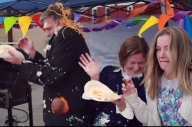 There's A Punk Rock Food Fight In The Menzingers' New Video