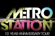 Metro Station Have Announced A 10-Year Anniversary Tour