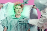 WATCH: Machine Gun Kelly's Wonderfully Fun Video For 'Concert For Aliens'