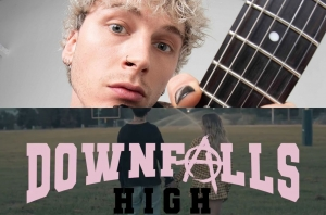 This Is When Machine Gun Kelly Will Be Releasing His 'Tickets To My Downfall' Movie