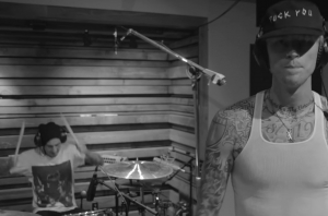 WATCH: Machine Gun Kelly & Travis Barker Cover Rage Against The Machine's 'Killing In The Name'