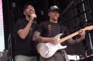 Mike Shinoda Has Reunited With Linkin Park's Dave Farrell On Stage