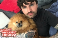 Band's Best Friend: Mike Duce And Timmy