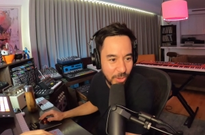 WATCH: Mike Shinoda Produce Fan's Music Live On His Twitch Channel