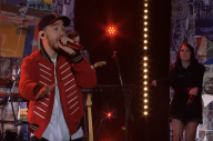 Watch Mike Shinoda Give 'Make It Up As I Go' Its Television Debut, Featuring K.Flay
