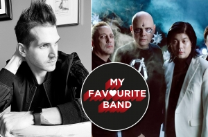 Mikey Way On The Smashing Pumpkins - My Favourite Band