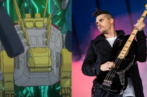 Watch Mikey Way Play A Dinobot In 'Transformers: Power Of The Primes' Trailer