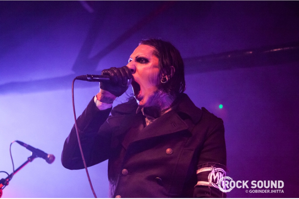 Live And Loud: Motionless In White