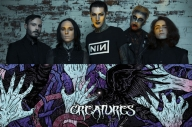 "Motionless In White Have Announced The Details Of A Special 'Creatures' Anniversary ""Deadstream"""