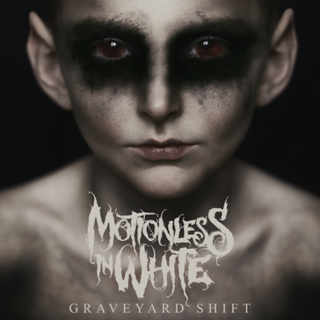 Motionless In White - 'Graveyard Shift' Cover
