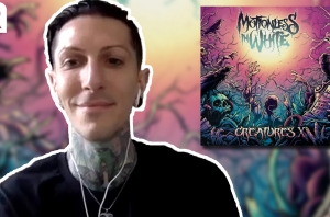 Motionless In White - 'Creatures' Album Track By Track