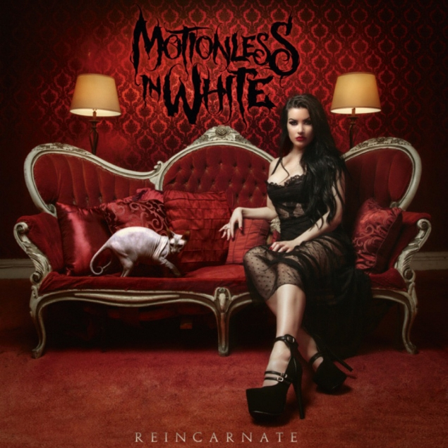 Motionless In White - Reincarnate Cover