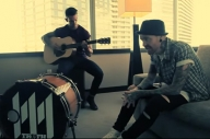 Watch A New Memphis May Fire Acoustic Video