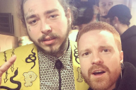 Is A Memphis May Fire x Post Malone Collab In The Works?
