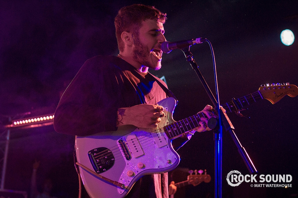 Moose Blood, 2000 Trees Festival 2016 // Photo credit: Matt Waterhouse
