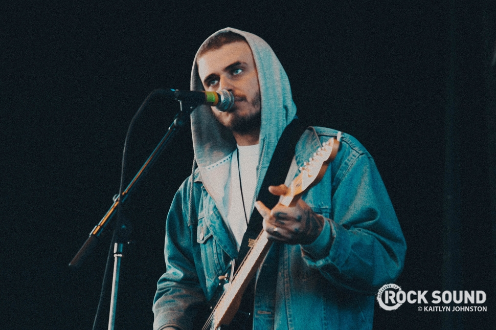 Moose Blood, Self Help Festival Detroit, October 07 // Photo credit: Kaitlyn Johnston